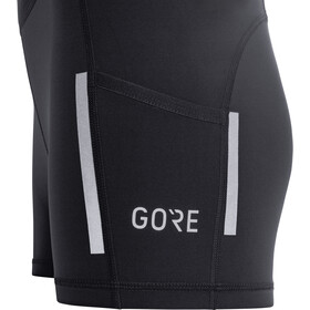 GORE WEAR Lead Kurze Tights Damen black